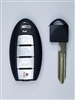 285E3-3TP0A  285E3-9HP4B OEM Nissan Keyless Entry Remote Fob Key
