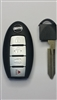285E3-9HS4A OEM Nissan Keyless Entry Remote Fob Flip Key