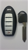 285E3-3TP5A OEM Nissan Keyless Entry Remote Fob Key