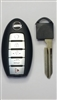 285E3-4RA0B OEM Nissan Keyless Entry Remote Fob Flip Key