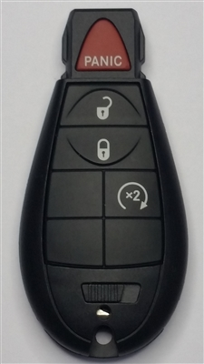 56046639AG Dodge Ram Keyless Entry Remote FOBIK FOB