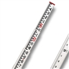 SitePro 16' Fiberglass Grade Rod (Rectangle)