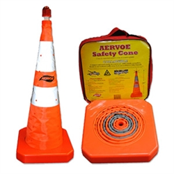 "Aervoe 28"" Collapsible Safety Cone"