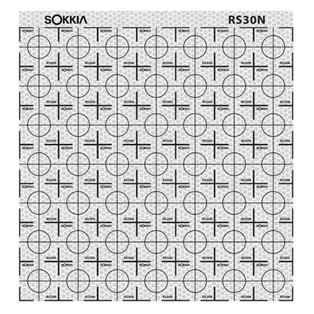 Sokkia 30 mm Reflective Sheet