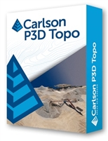 Carlson Precision 3D Topo Software