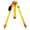 Nedo Wooden Surveying Tripod with Quick Release Clamps