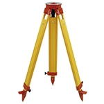 Nedo Wooden Surveying Tripod with Screw Clamp