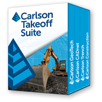 Carlson Takeoff Suite 2018