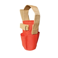 Sitepro Paint Can Holder with Pockets