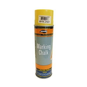 Aervoe Survey Marking Chalk - Yellow