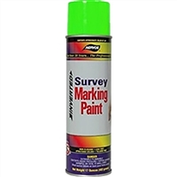 Aervoe Survey Marking Paint - Fluorescent Green