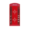 Topcon Large Pipe Laser Red Target Insert (Auto)