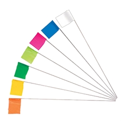 Presco Wire Stake Flags in All Colors