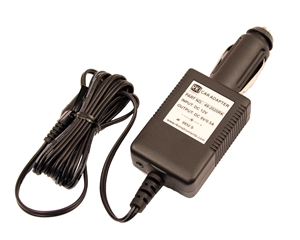 RKI 12V DC Charger Adapter with Vehicle Plug