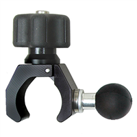 "SECO Claw Clamp with 1"" Ball"