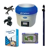 Carlson BRx6+ GNSS Rover, RT3 GEO Data Collector, RT3 Cradle, Pole, Pole Clamp & SurvPC (GPS & TS)