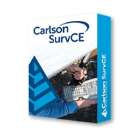 Carlson SurvCE Data Collection Software