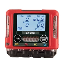Handheld Four Gas Monitor | GX2009