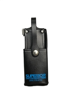 Superior Jobcom Leather Radio Holster