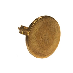 "Sokkia 2"" Brass Survey Markers"