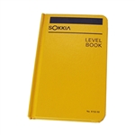 Sokkia Level Book