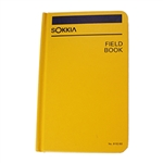 Sokkia Field Book