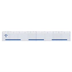 "Alvin 12"" Cutting Edge Ruler"