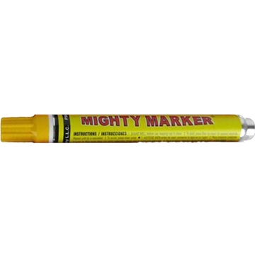 Arro-Mark Mighty Marker - Paint Marker - Yellow