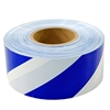 Presco Striped Flagging Tape - Blue/White