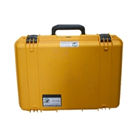 Pelican Yellow Storm Case