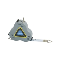 Alvin Triangular Engineer's Scale Tape Measure