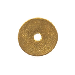"Desert Engineering Group Inc. 2"" Brass Washer/Disc 3/8"" Hole"