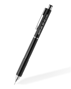 Pacific Arc 0.7mm Chromagraph All-Metal Black Mechanical Pencil