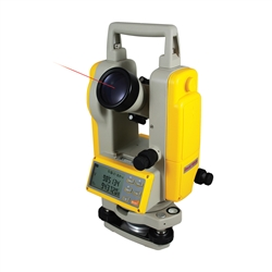SitePro Digital Theodolite with Site Laser and Optical Plummet