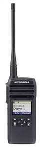 Motorola DTR600 Digital 30-Channel Radio