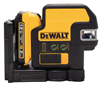 DEWALT 12V MAX 5 Spot and Cross Line Green Beam Laser