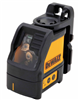DEWALT Red Beam Cross Line Laser