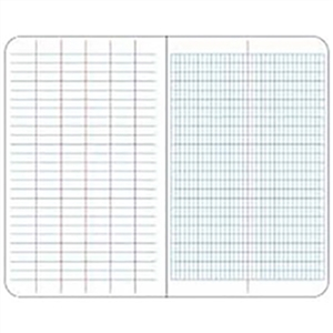 Elan Field Book Filler Sheets