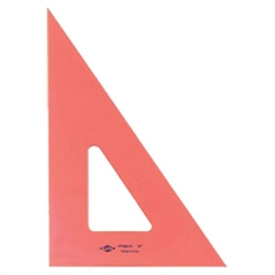 "Alvin 8"" Triangle - 30/60 Degrees"