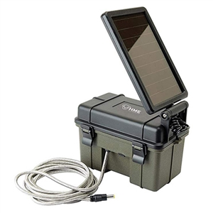 Stealth Cam 12V Weatherproof Solar Battery Box