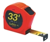 Lufkin 33'/10 m High-Viz Engineer's Metric Tape Measure
