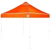 E-Z UP Hi-Viz 10' X 10' Shelter with Bag & Stakes