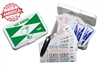 Certified Safety Tick Removal First Aid Poly Kit