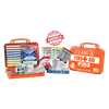 Certified Safety Outdoor First Aid Kit