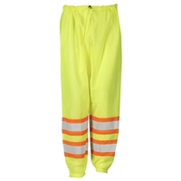 Kishigo Yellow Mesh Pants