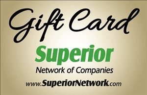 Superior Network Gift Card