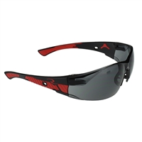 Radians Obliterator Smoke Safety Eyewear