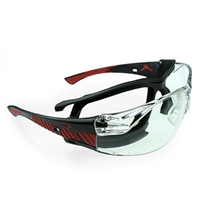 Radians Obliterator® IQ - IQuity™ Anti-Fog Foam Lined Safety Eyewear