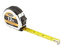Keson 12ft Heavy-duty Power Glide Engineer's Measuring Tape
