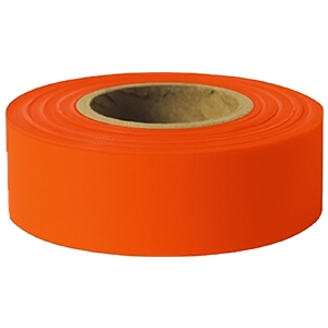 Presco Texas Roll Flagging - GLO Orange